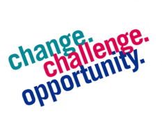 Challenge, Change, Opportunity