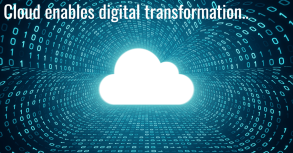 Digital Transformation Strategy Think Cloud